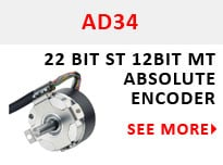 AD34 Absolute Biss Encoder