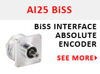AI25 Absolute Biss Encoder