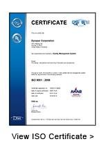 About-Dynapar-Dynapar-ISO-Certification