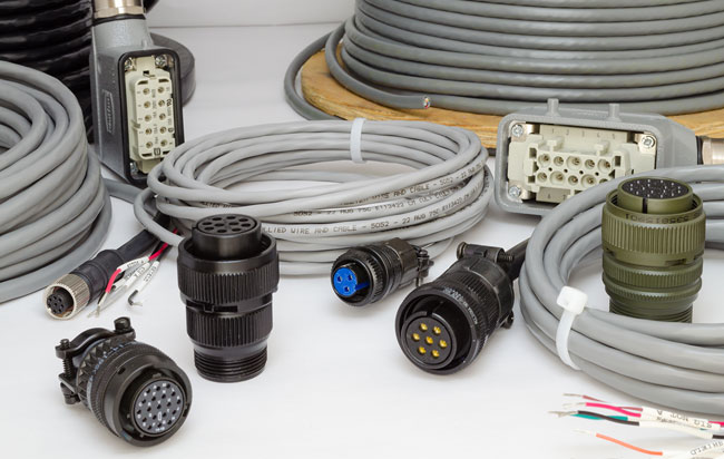 Encoder Cables and Connectors