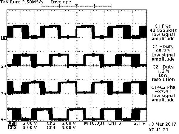 Extended Encoder Pulses Caused By Loose Coupling image