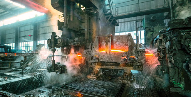 Heavy Duty Resolver Extreme Steel Mill Conditions image