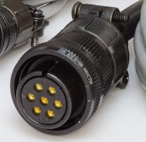 MS-encoder-connector
