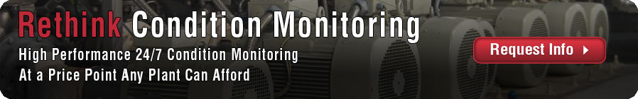 Condition Monitoring Header Small