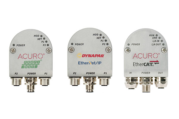 All Ethernet Encoder Protocol Lineup