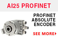 AI25 Profinet Absolute Encoder
