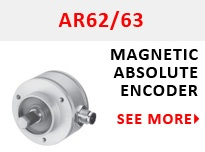 AR62-63 Magnetic Absolute Encoder
