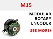 M15 stepper motor encoder