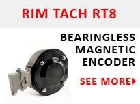 RT8 Bearingless Magnetic Encoder