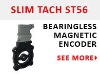 ST56 Bearingless Magnetic Encoder
