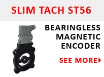 ST56 Bearingless Magnetic Encoder