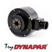 HS35R Sealed Hollow-Shaft Encoder Try Dynapar 2