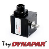QUBE-22 Encoder Try Dynapar