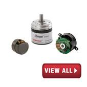 View All Incremental Miniature Encoders